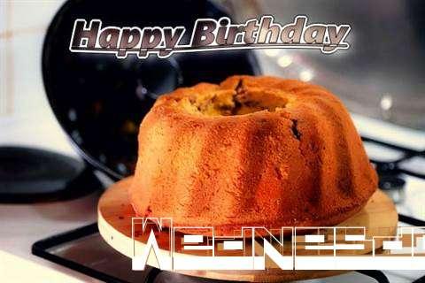 Wednesday Cakes