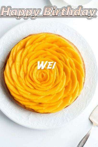 Birthday Images for Wei