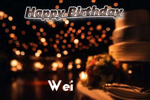 Wei Cakes