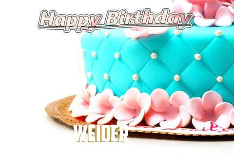 Birthday Images for Weider