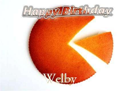 Welby Birthday Celebration