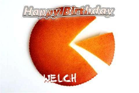 Welch Birthday Celebration