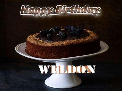 Weldon Birthday Celebration