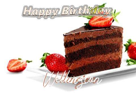 Birthday Images for Wellington