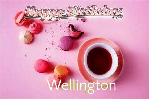 Happy Birthday to You Wellington
