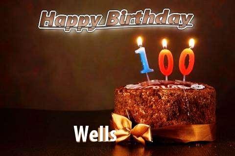 Wells Birthday Celebration