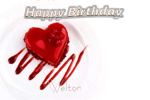 Happy Birthday Wishes for Welton