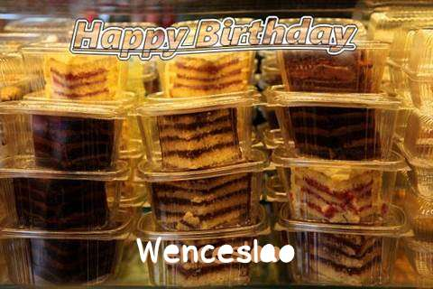 Happy Birthday to You Wenceslao
