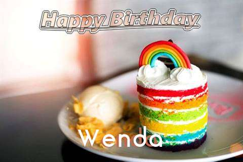 Birthday Images for Wenda