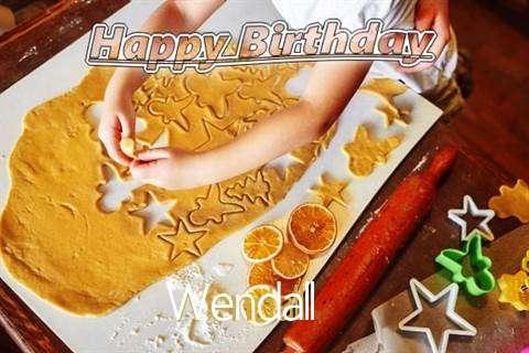 Wendall Birthday Celebration