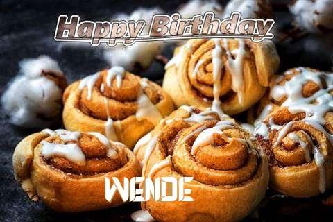 Wish Wende