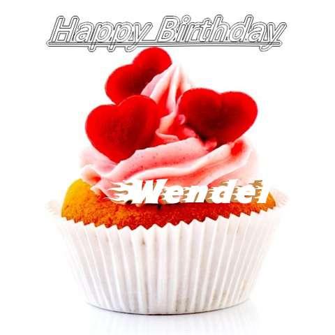Happy Birthday Wendel