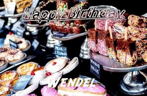 Happy Birthday to You Wendel