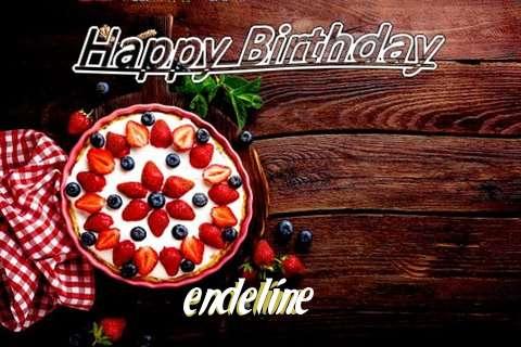 Happy Birthday Wendeline Cake Image