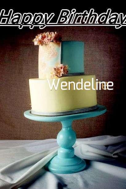Happy Birthday Cake for Wendeline