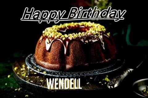 Wish Wendell