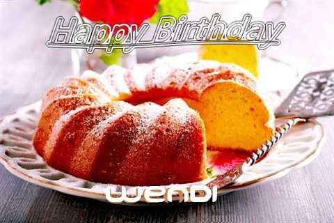 Wendi Birthday Celebration