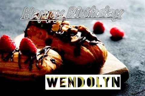 Happy Birthday Wendolyn