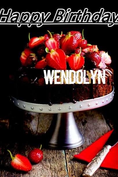 Happy Birthday to You Wendolyn