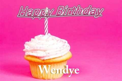 Birthday Images for Wendye