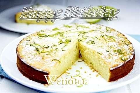 Happy Birthday Wenona