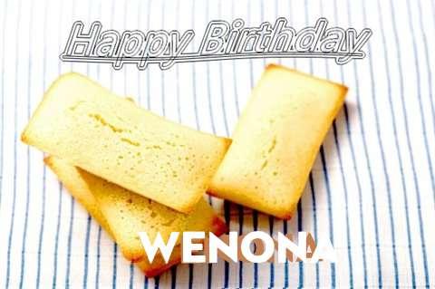 Wenona Birthday Celebration