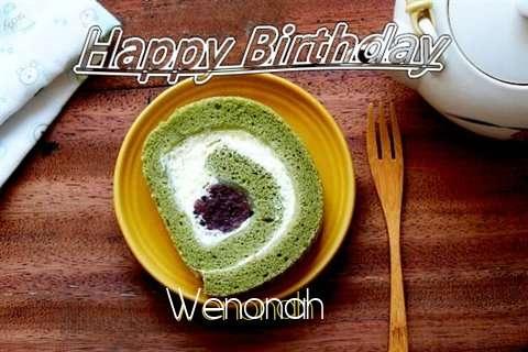 Wenonah Birthday Celebration