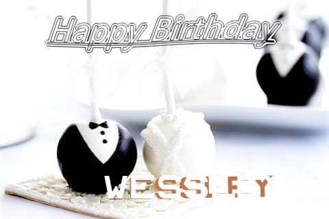 Happy Birthday Wessley