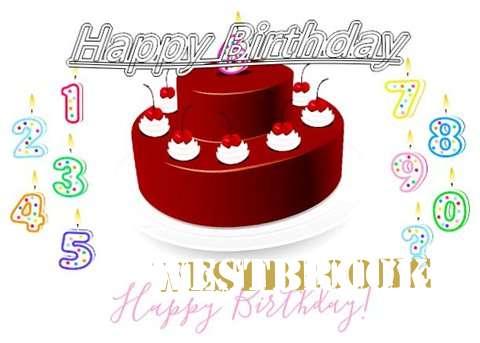 Happy Birthday to You Westbrooke