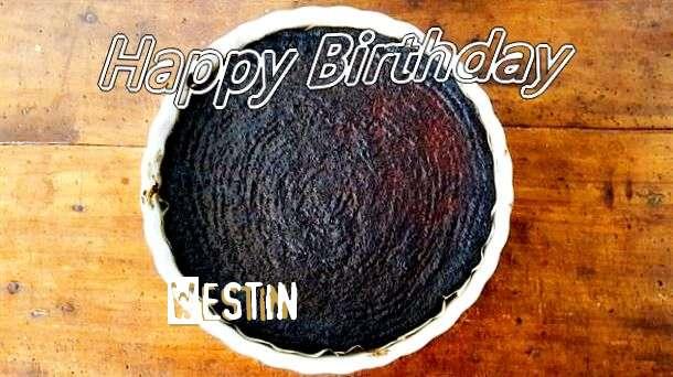 Happy Birthday Wishes for Westin