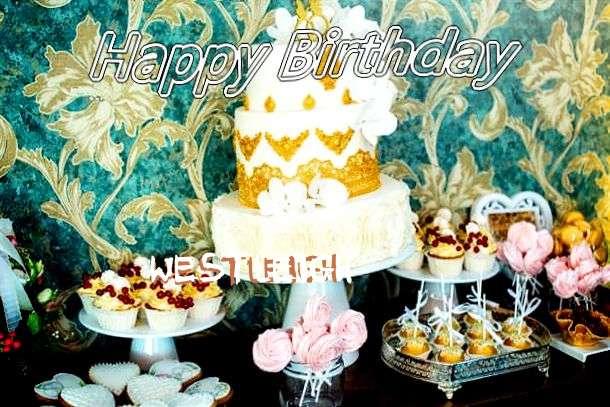 Happy Birthday Westleigh Cake Image