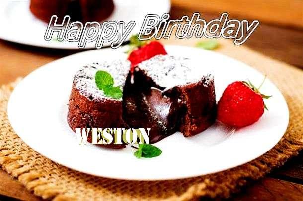 Weston Cakes