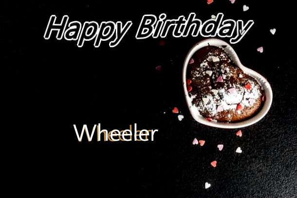 Happy Birthday Wheeler