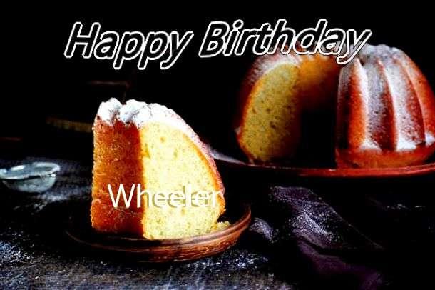 Wheeler Birthday Celebration