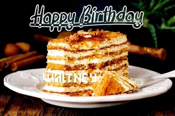 Whitney Cakes