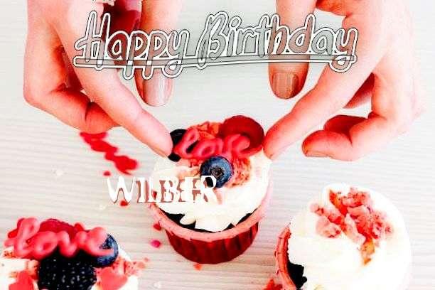 Wilber Birthday Celebration