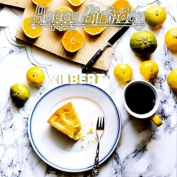 Happy Birthday Cake for Wilbert