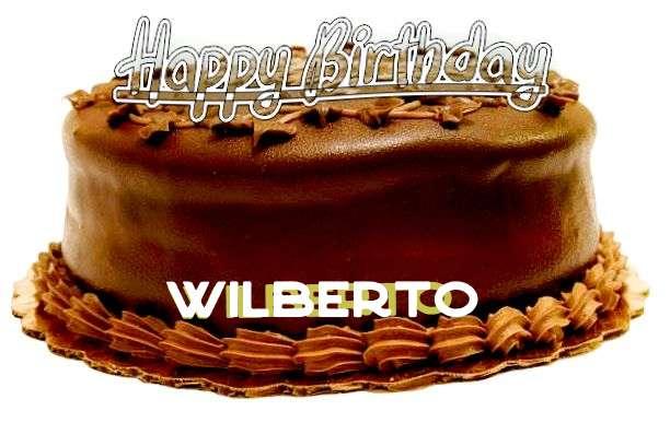 Happy Birthday to You Wilberto