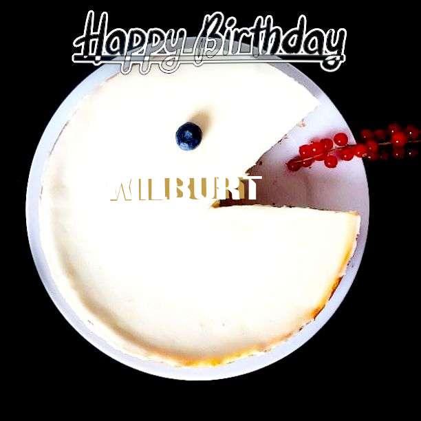 Happy Birthday Wilburt