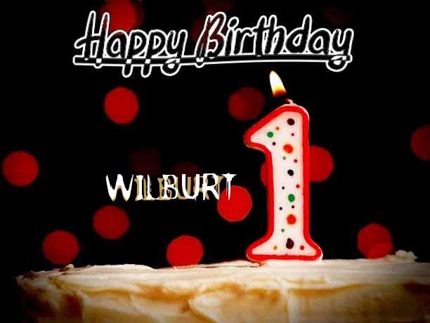 Happy Birthday to You Wilburt
