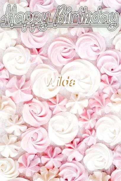Wilda Birthday Celebration