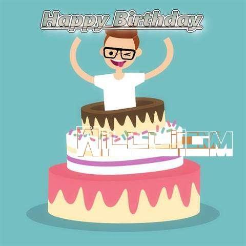 Happy Birthday Willliam