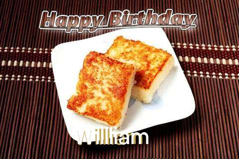 Birthday Images for Willliam