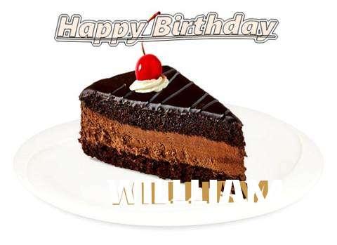 Willliam Birthday Celebration