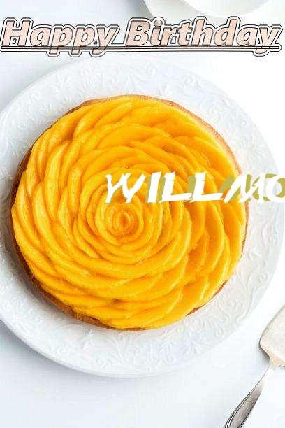 Birthday Images for Willmott