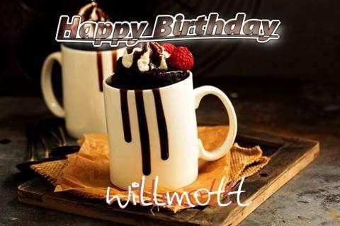 Willmott Birthday Celebration