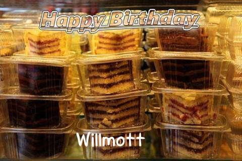 Happy Birthday to You Willmott