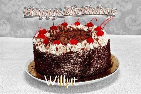 Happy Birthday Willyt