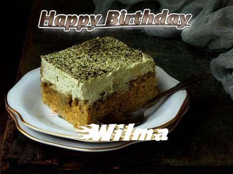 Happy Birthday Wilma