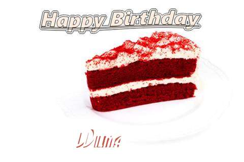 Birthday Images for Wilma